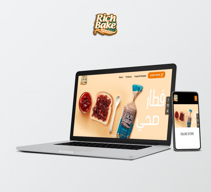 Richbake E-commerce
