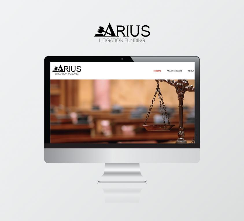 Ariusfund Website